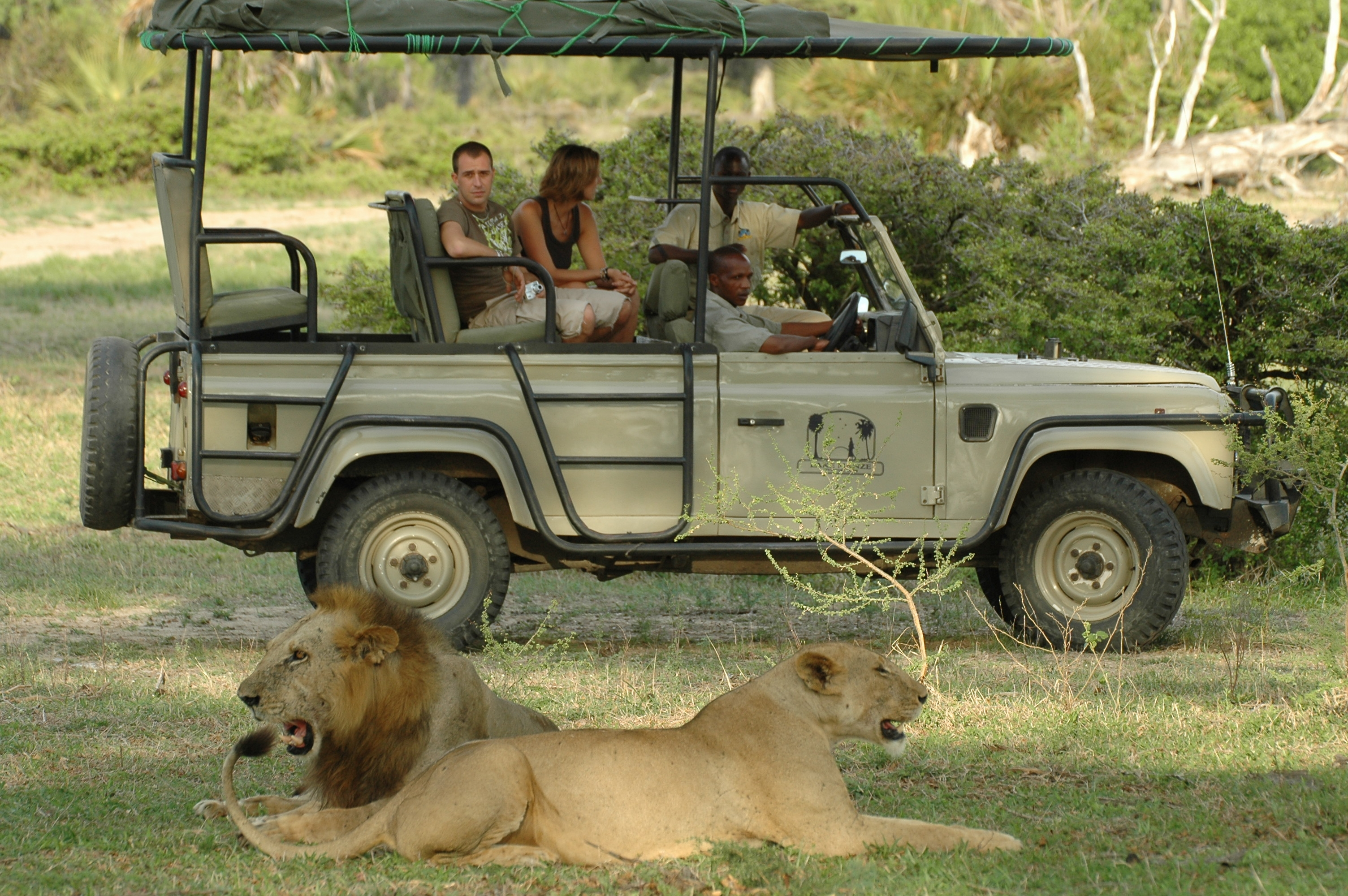 Ngorongoro Crater Safari – 3 days, 2 nights