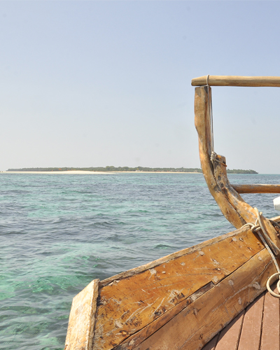 Chumbe Island Trip